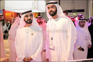 H.H. Sheikh Mohammed Bin Rashid Al Maktoum Visits TCA Abu Dhabi Stand at ATM 2017