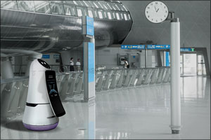 Artificial Intelligence and LG's Robotic Technologies are set to change the way will live and travel ...