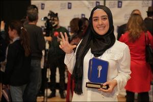 Nour Tabboh Crowned Winner of Arab Reading Challenge in Lebanon