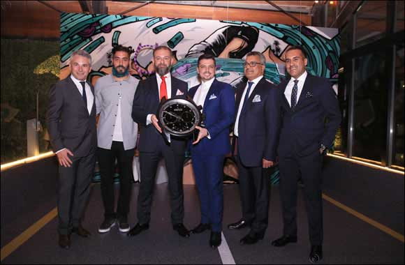 Zenith & Land Rover Celebrate An Iconic Year : 1969, with the launch of the Chronomaster El Primero Range Rover Velar Special Edition