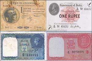 Dubai Exhibition Commemorates 100th Anniversary of Indian 1-Rupee Note