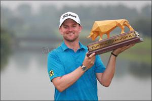 Audemars Piguet Golf Ambassador Bernd Wiesberger Wins in Shenzhen