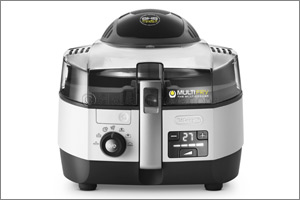 The New De'Longhi's Multifry Multicooker Extra Chef Plus for your Ramadan Cooking