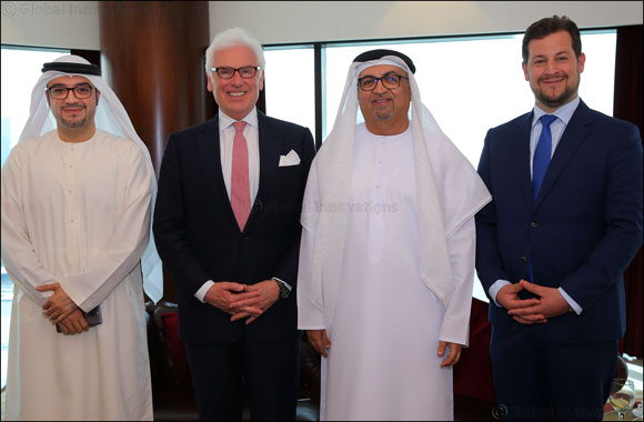 ICC-UAE, ICC Secretary General Discuss Future Cooperation