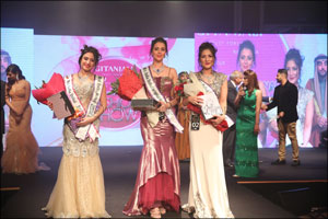 Carnival Entertainment Celebrates the Beauty of Indian Married Women in UAE at the Prestigious Mrs I ...
