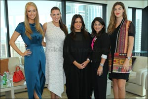 Dubai Business Women Council Hosts Contemporary Discussion on Women in Leadership, Featuring WWE's S ...