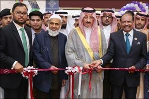 Malabar Gold & Diamonds' opens its 176th showroom globally & 13th showroom in Saudi Arabia at Al Ahs ...