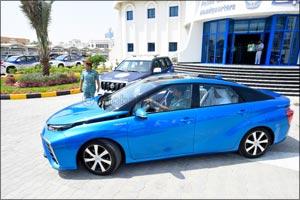 Al-Futtaim Motors Reiterates Its Environmental Leadership in the UAE