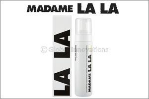 Tan the Safe Way with Madame LA LA