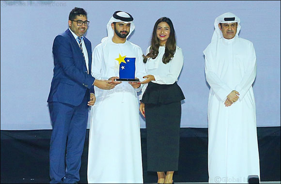 La Moda Sunglasses named Best Performing Brand in Dubai Opticals Business by Dubai Service Excellence Scheme
