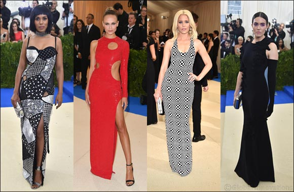 MET GALA 2017 - Celebrities in Michael Kors Collection