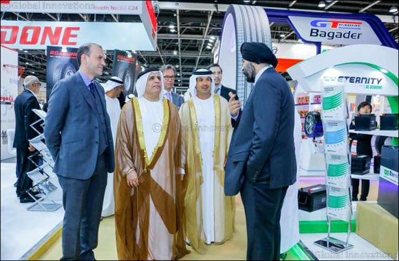 Automechanika Dubai 2017 gets off to flying start featuring 1,954 exhibitors from 57 countries
