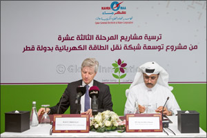 Siemens wins EUR790 million substation contract in Qatar