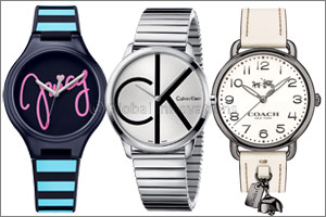 Rivoli Hour Choice presents unique, funky dials and strap collections for Ladies.