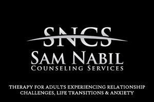 Sam Nabil Counseling Services Delighted to Launch Therapy & Life Coaching Services in Dubai and Abu  ...
