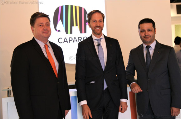 Caparol Unveils Their New Consumer Experience Center in Dubai
