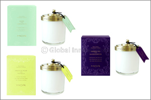 MOR Australia Launches Scented Home Library Collection