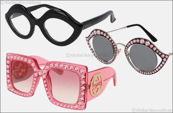 Grand Optics exclusive Pre-Launch : Gucci Eyewear Spring-Summer '17 Collection