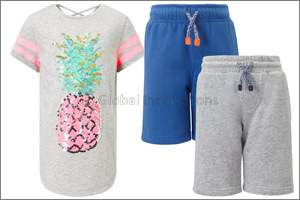 F&F Launches Its Summer '17 Kid's Collections