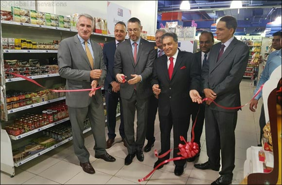 Australian Dignitaries Visit Al Maya Supermarkets