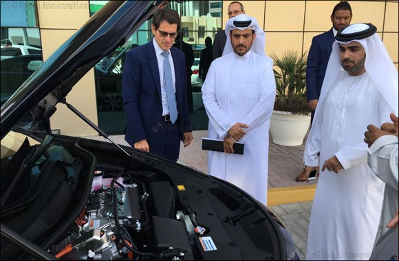 Al-Futtaim Motors showcase its vision for a more sustainable future in-line with the UAE Vision 2021