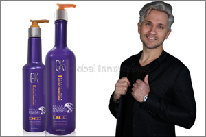 GKhair celebrates 10 years of success at Beautyworld Middle East