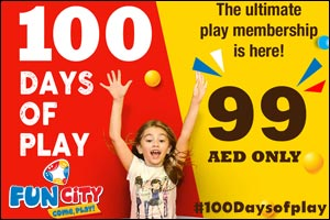 Fun City launches the first ever Play Membership in the GCC!