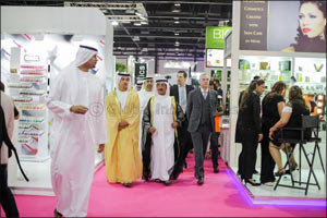 Beautyworld Middle East 2017 opens with 11.5 per cent year-on-year growth featuring 1,580 exhibitors ...
