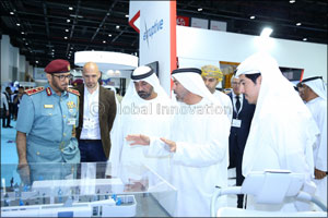 HH Sheikh Ahmed Opens Airport Show 2017 on Robust Growth in Aviation