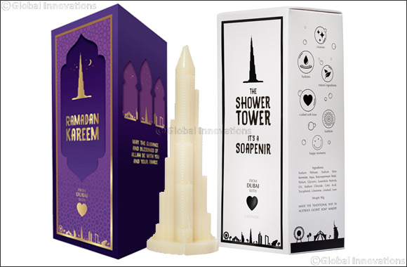The world's first SOAPENIR, is the ultimate Ramadan gift for loved ones