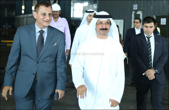 Conares CEO receives DP World chairman