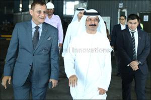 Conares CEO receives DP World chairman