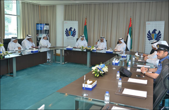 Qatari customs delegation visits Jebel Ali Customs Center