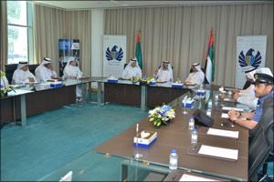 Qatari customs delegation visits Jebel Ali Customs Center