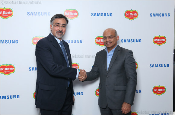 Fresh Del Monte and Samsung Partner to Promote Healthy Living