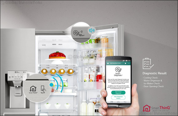 LG showcases a future of multiple savings with trendsetting smart homes