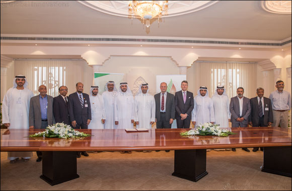 Sharjah National Oil Corporation and Sharjah Electricity and Water Authority Sign Gas Sales Agreement to Supply Natural Gas