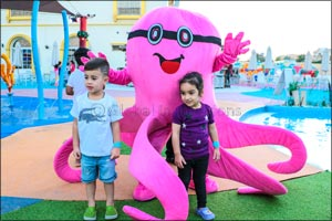 Splash �n' Party Celebrates �End of School Carnival'