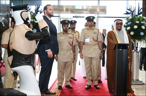 Spotlight on CyberSecurity! Lieutenant General Dahi Khalfan Tamim Inaugurates 4th Gulf Information Security Expo and Conference (GISEC) 2017
