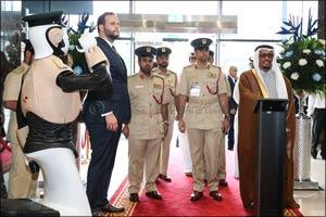 Spotlight on CyberSecurity! Lieutenant General Dahi Khalfan Tamim Inaugurates 4th Gulf Information S ...