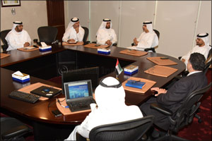 Dubai Customs showcases latest projects to DM delegation