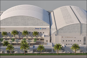 DC Aviation Al-Futtaim's second hangar on track for year-end completion