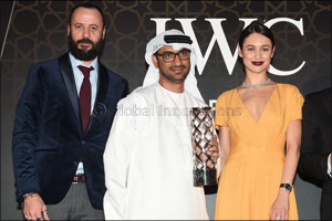 IWC Schaffhausen and DIFF Support Arab Filmmakers with Sixth IWC Filmmaker Award