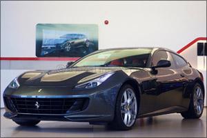 Ferrari's GTC4Lusso T, Arrives in the UAE
