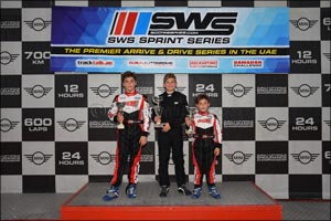 Shaikh Takes SWS Senior Cup Victory Ahead of World Finals
