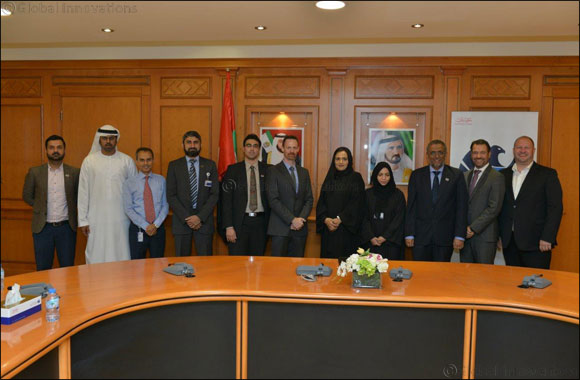 Dubai Customs signs MoU with Charles Sturt University to establish a research center