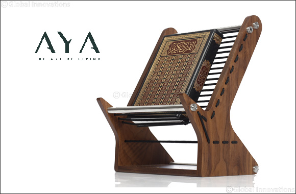 AYA The Art of Living Launches The Alef Collection; A Ramadan Capsule