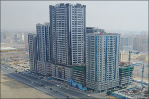 Al Thuriah completes handover of Sahara Tower 4 to owners