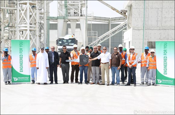 EMC Provides 50 Mercedes-Benz Trucks To Readymix Firm