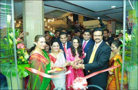 Bollywood actress Preity Zinta inaugurates Al Adil Supermarket in Bahrain